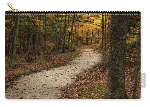 Autumn Trail Carry-all Pouch