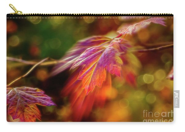 Autumn's Glow 4 Carry-all Pouch