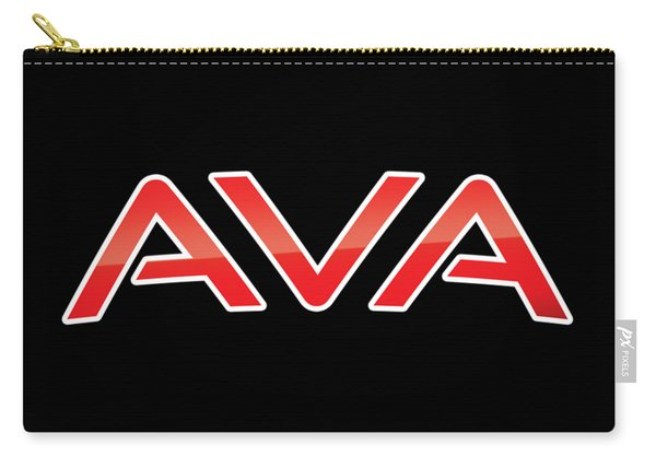 Ava Carry-all Pouch