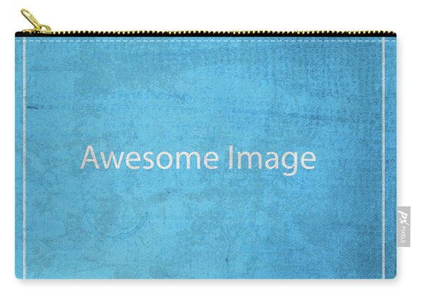 Awesome Missing Jpeg Image Carry-all Pouch