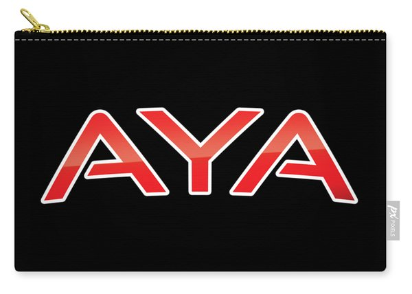 Aya Carry-all Pouch