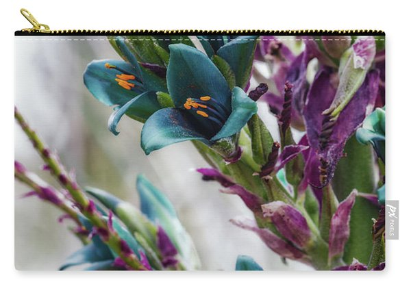 Azure Dreams Carry-all Pouch
