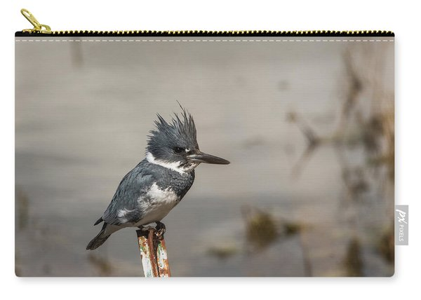 Carry-all Pouch featuring the photograph B31 by Joshua Able's Wildlife