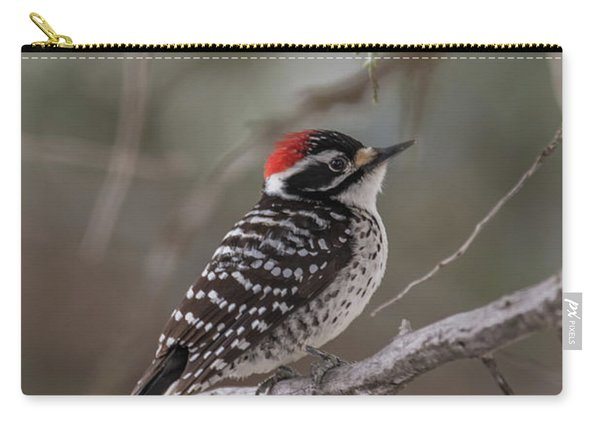Carry-all Pouch featuring the photograph B42 by Joshua Able's Wildlife