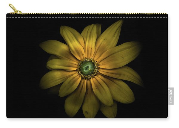 Backyard Flowers 34 Color Version Carry-all Pouch