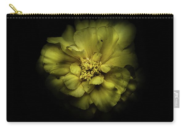 Backyard Flowers 41 Color Version Carry-all Pouch