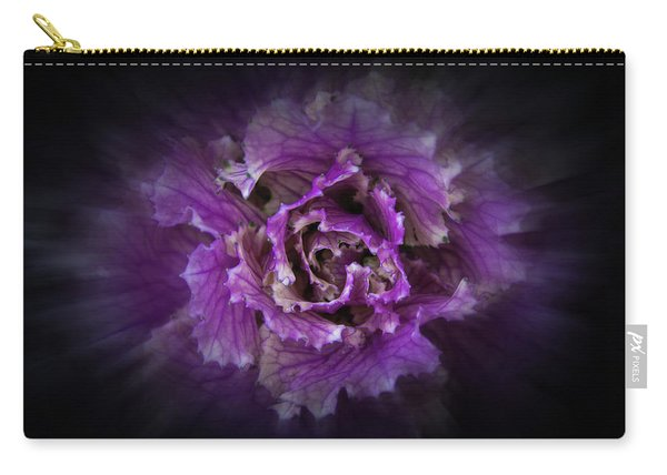 Backyard Flowers 42 Color Flow Version Carry-all Pouch