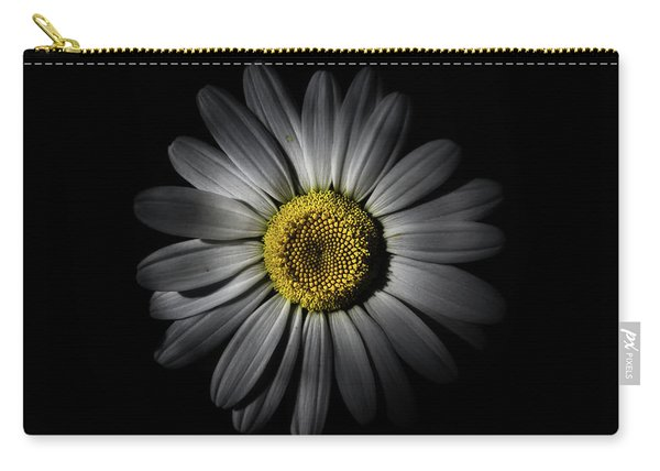 Backyard Flowers 52 Color Version Carry-all Pouch