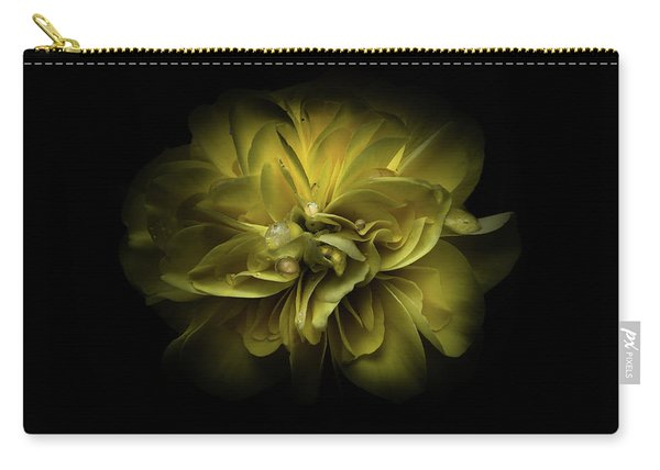 Backyard Flowers 67 Color Version Carry-all Pouch
