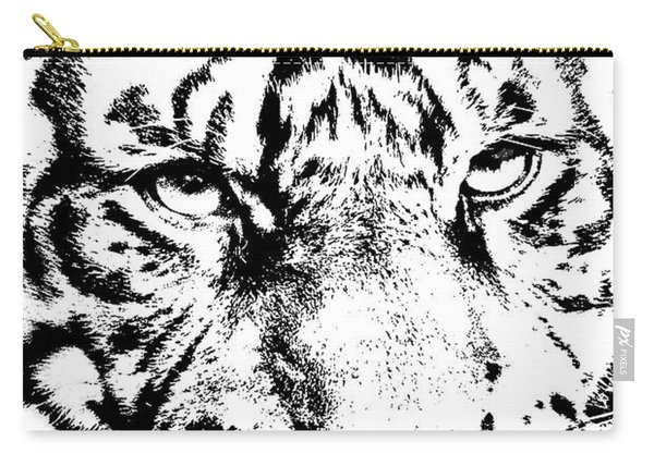Bad Kitty Carry-all Pouch