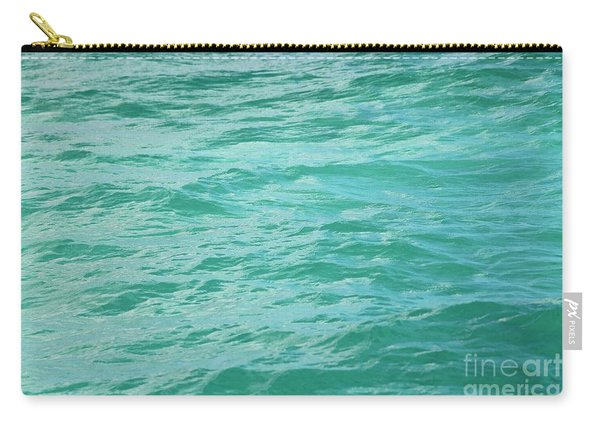 Bahamas Turquoise Water Carry-all Pouch