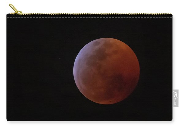 Bahamian Super Blood Wolf Moon Carry-all Pouch