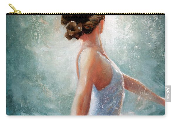 Ballerina Dazzle Carry-all Pouch