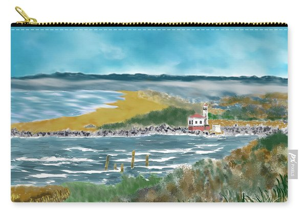 Bandon Lighthouse Carry-all Pouch