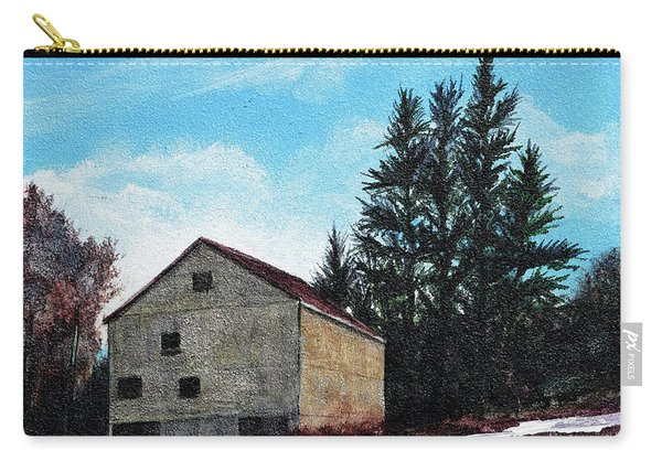 Barn Harlow, Ma Carry-all Pouch