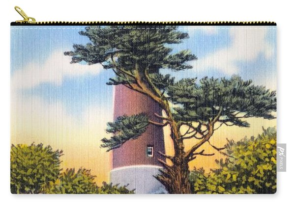 Barnegat Light - With Text Carry-all Pouch