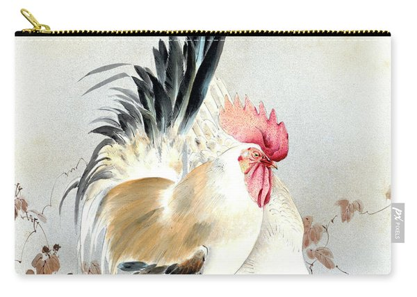 Barnyard Fowl Carry-all Pouch