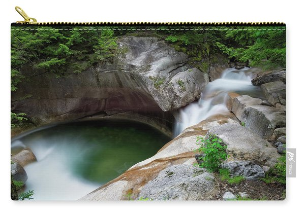 Basin From Above, Nh Carry-all Pouch