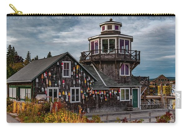 Bass Harbor Carry-all Pouch