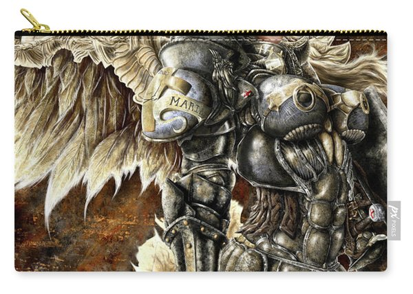 Battle-maiden Valencia Carry-all Pouch