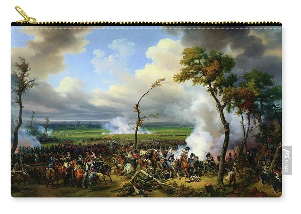 Battle Of Hanau - Digital Remastered Edition Carry-all Pouch