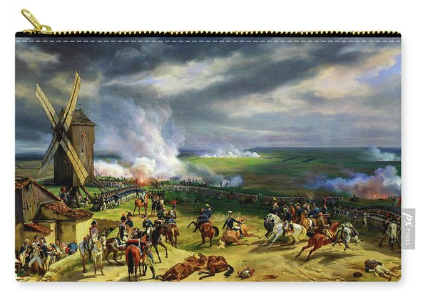 Battle Of Valmy - Digital Remastered Edition Carry-all Pouch