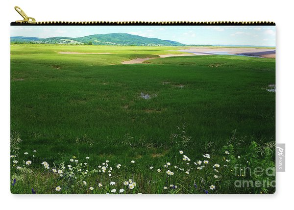 Bay Of Fundy Landscape Carry-all Pouch
