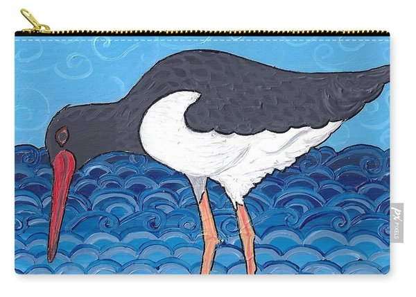 Beach Bird 4 Carry-all Pouch
