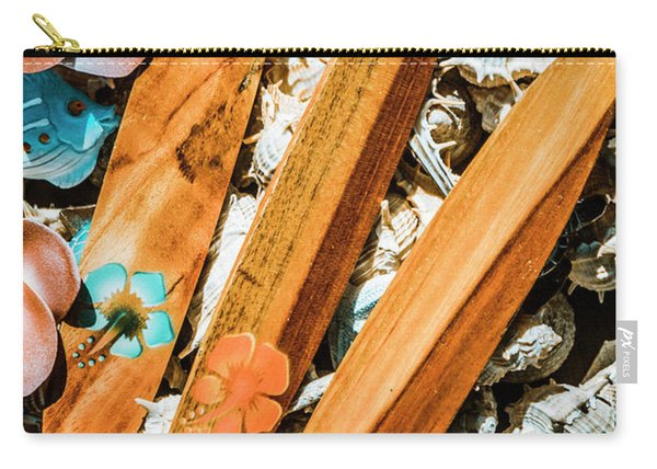 Beach Boards Carry-all Pouch