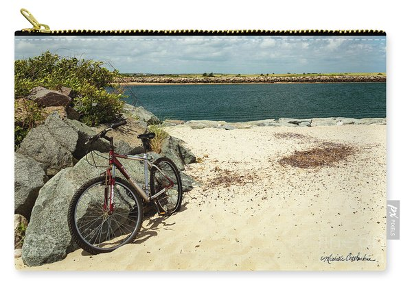 Beach Ride Carry-all Pouch