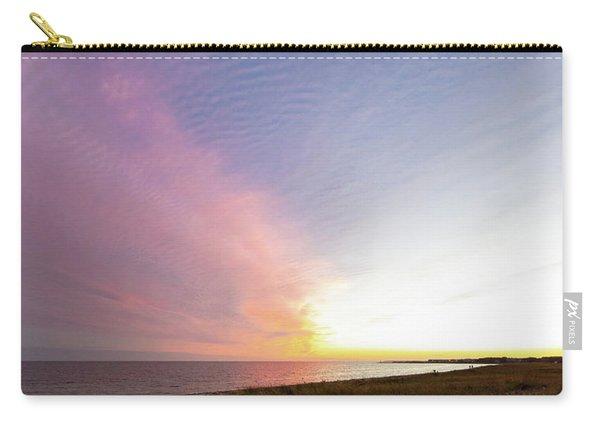 Beach Sunset West Dennis Cape Cod Carry-all Pouch