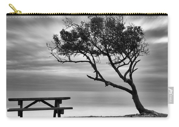 Beach Tree Carry-all Pouch