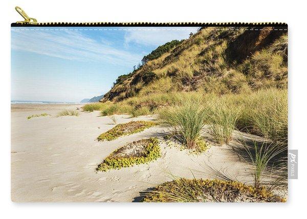 Beach Vegetation Carry-all Pouch