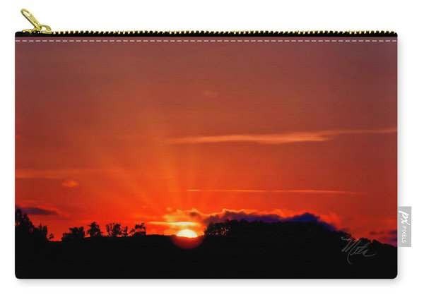 Beacon Heights Sunrise Carry-all Pouch