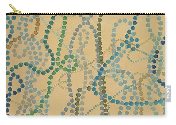 Bead And Pearls - Trendy Carry-all Pouch