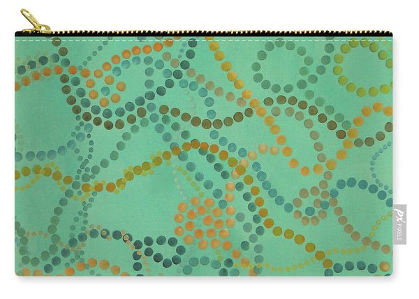 Beads - Under The Ocean Carry-all Pouch