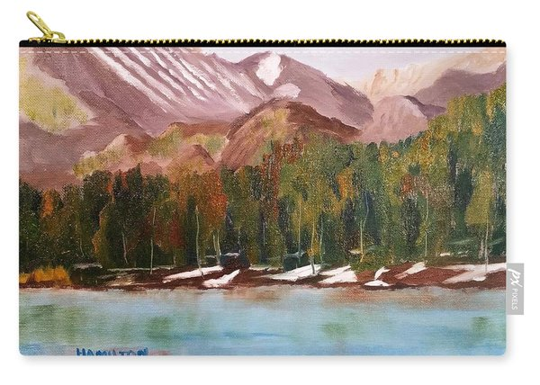 Bear Lake And The Keyboards Carry-all Pouch