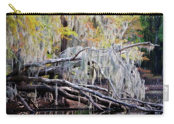 Beard Lichen Carry-all Pouch