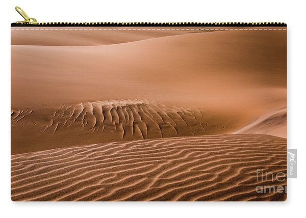 Beautiful Namib Desert 2 Carry-all Pouch