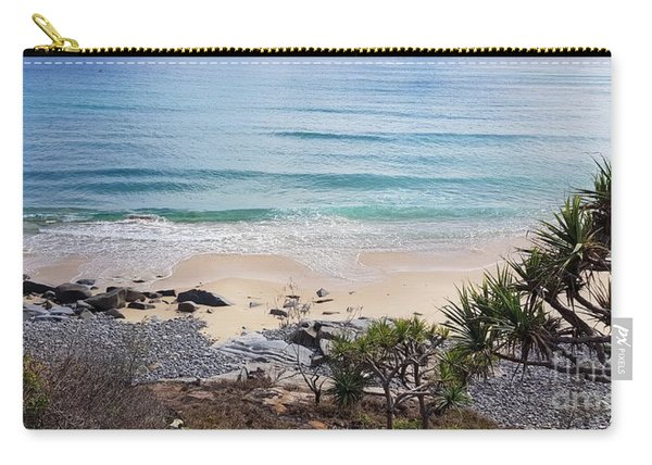 Beautiful Noosa Beach  Carry-all Pouch