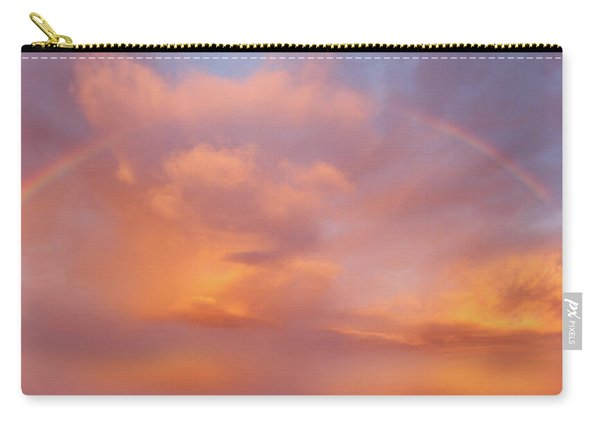 Beautiful Rainbow Sky  Carry-all Pouch