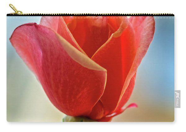 Beautiful Red Bud Carry-all Pouch