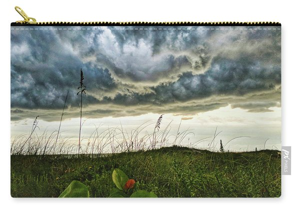 Beautiful Storm Carry-all Pouch