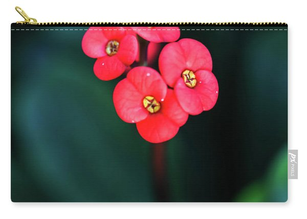 Beautiful Summer Flowers Carry-all Pouch
