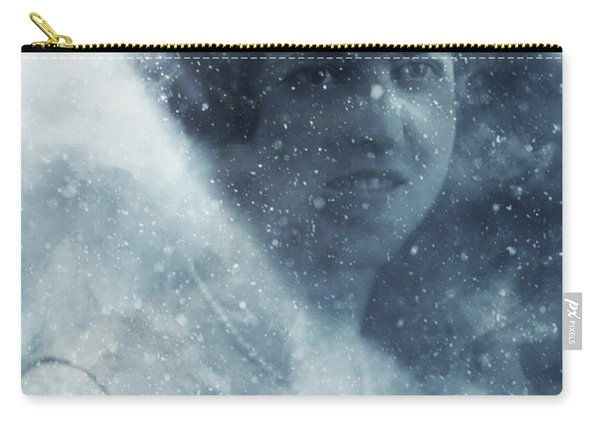 Beauty In The Snow Carry-all Pouch