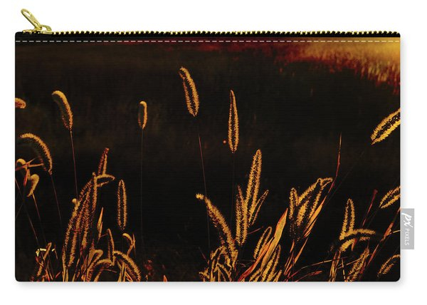 Beauty In Weeds Carry-all Pouch