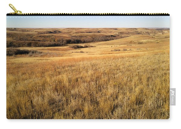 Beauty On The High Plains Carry-all Pouch