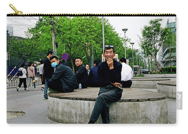 Beijing Street Carry-all Pouch