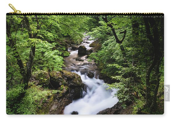 Bela River, Balkan Mountain Carry-all Pouch