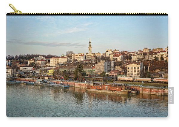 Belgrade Cityscape Carry-all Pouch